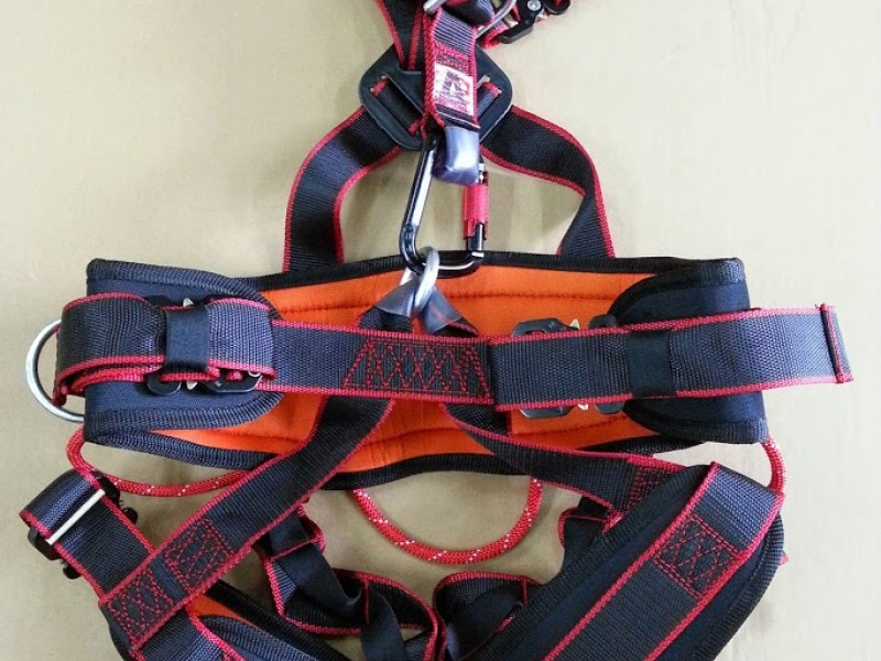 Climax Altas Full body harness 安全帶