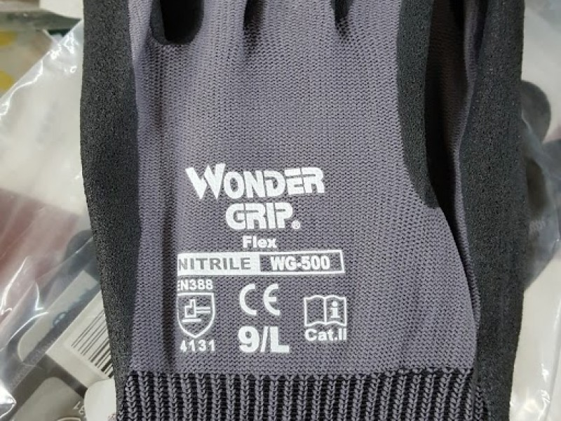 Wonder Grip WG500 anti slip gloves