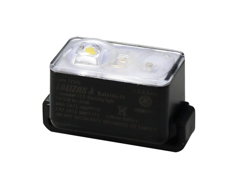 LALIZAS life jacket LED light(72349) 救生衣閃燈